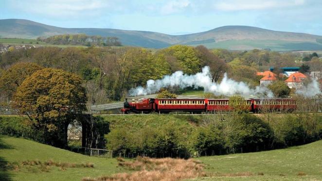 isle train