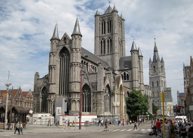 Ghent katedral
