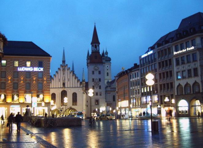City-Square,-Munich,-Germany
