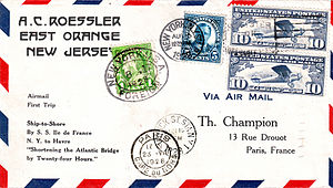 SS_Ile_de_France_1st_Air_Mail_1928