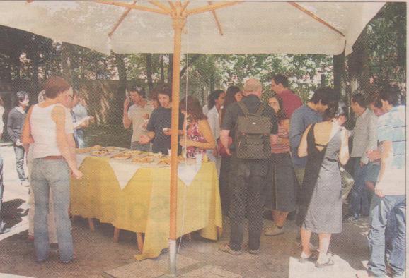 Bologna guests