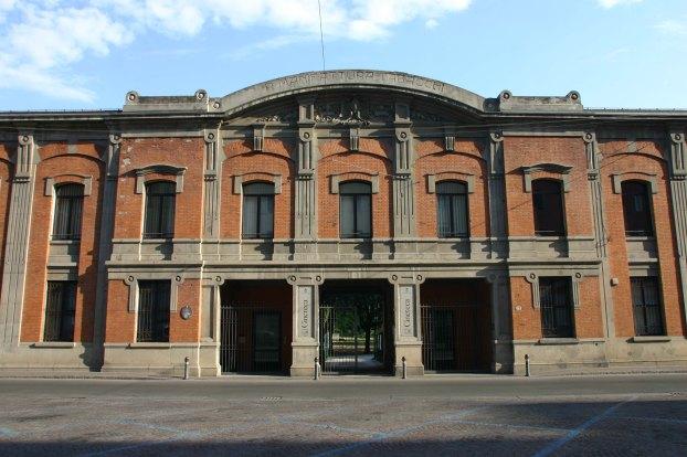 facciata Cineteca