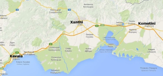 Xanthi_Locator_Map