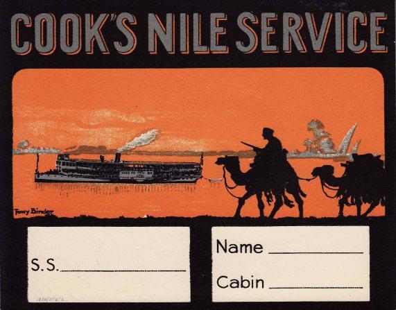 Afrika Nile-Service
