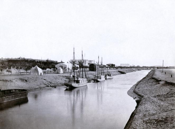 Afrika Suez_Canal