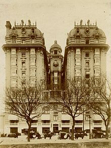 argentina Plaza_Hotel_(AGN,_1909)